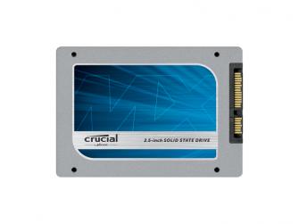 Die SSD-Reihe Crucial MX100 (Bild: Micron).