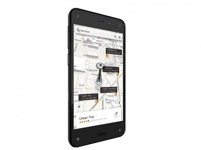 Amazon Fire Phone (Bild: Amazon)