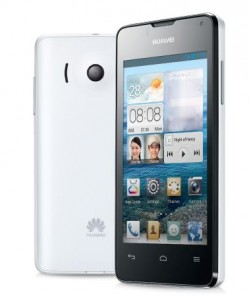 Huawei Ascend Y300 (Bild: Huawei)