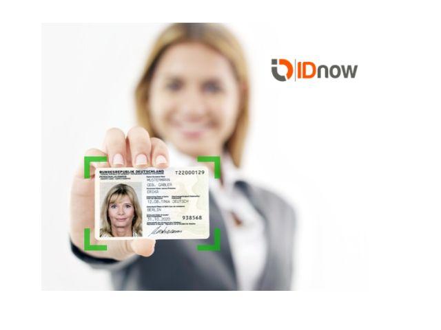IDnow-Identitätsprüefung