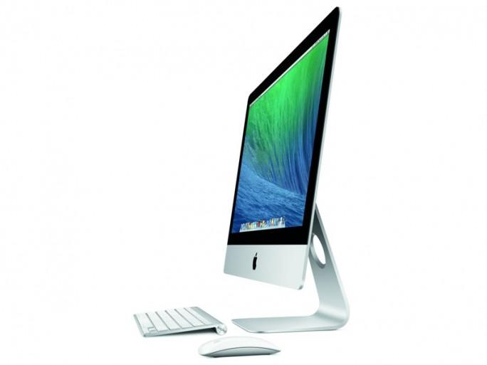 Apple startet Verkauf eines 21,5 Zoll großen iMac für 1100 Euro (Bild: Apple).