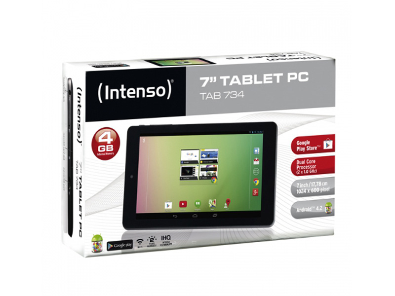 7 zoll tablet mit android 4 2 f r 80 euro bei penny. Black Bedroom Furniture Sets. Home Design Ideas