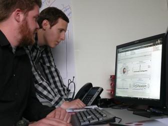 Das mandantenfähige Online-Ticketsystem von Helplink soll die Transparenz der Arbeitsabläufe gewährleisten (Bild: Netzlink).