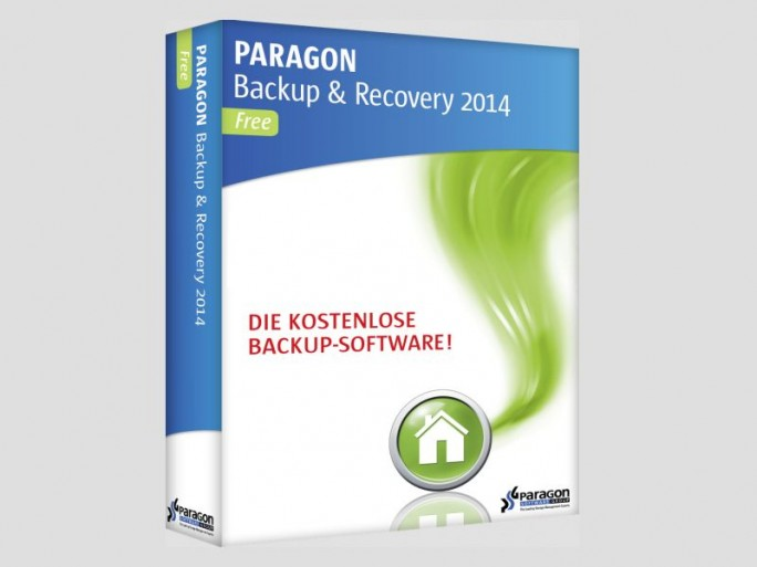 Paragon Backup & Recovery 2014 Free
