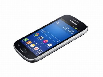 Aldi Nord bietet ab 7. Juli mit dem Samsung Galaxy Trend Lite S7390 ein Einsteiger-Smartphone mit Android 4.1.2 vertragsfrei für 79,99 Euro an (Bild: Samung).