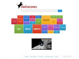Die von einer Schweizer Firma betriebene Suchmaschine Swisscows verspricht effiziente Websuche ohen Tracking und Ausspähung (Screenshot: ITespresso).