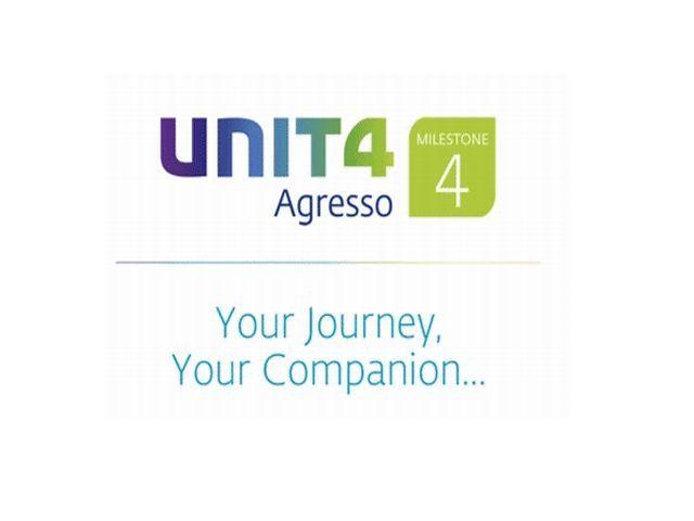 Unit4 Aagresso Milestone4