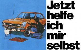 Noch bis 31. August 2014 im Dortmunder U: Die Ausstellung Jetzt helfe ich mir selbst! (Buchcover: Motorbuch Verlag / Wolfgang Schmarbeck)