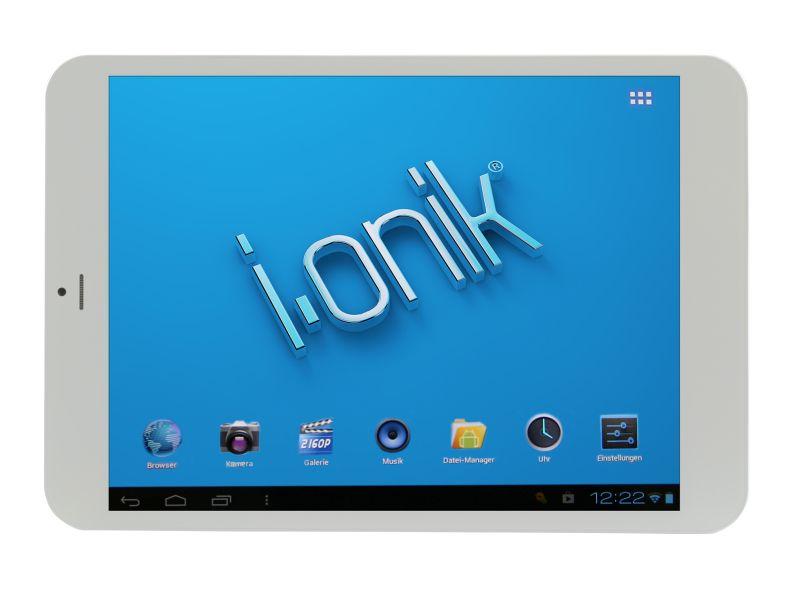 Tablet Mit Sim Karte.Ionik Tp7 85 1200qc 3g 7 85 Zoll Großes Android Tablet Mit 3g Im