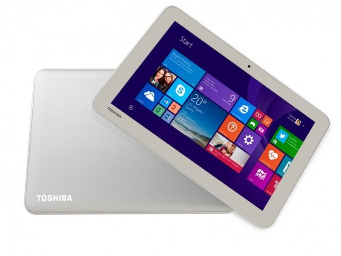 Toshiba Tablet Encore-2-WT10-A-12 (Bild: Toshiba)