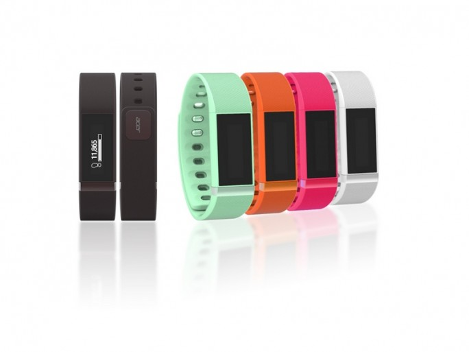 Fitnesstracker Acer Liquid Leap. (Bild: Acer)