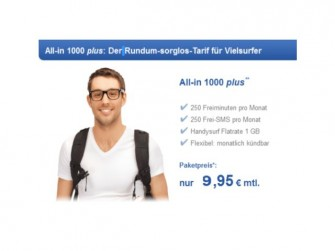 wochenendaktion All-in-1000 plus