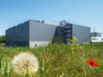 Rechenzentrum der T-Systems in Biere bei Magdeburg (Bild: DTAG).