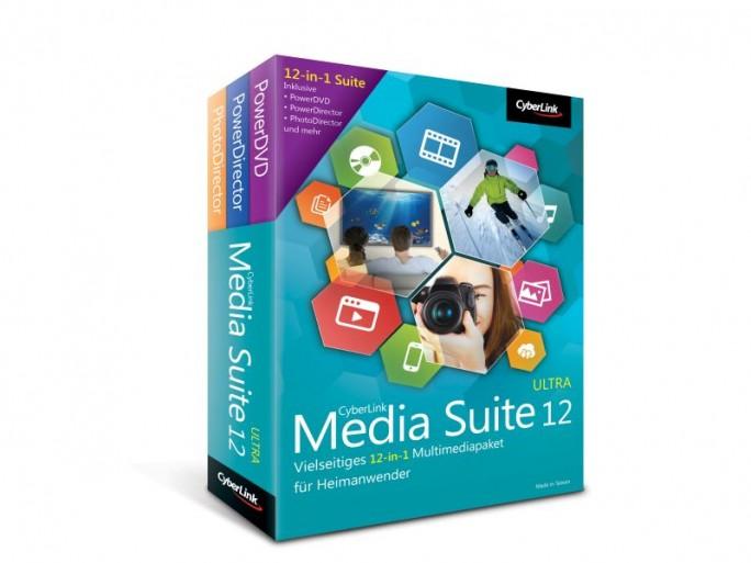 Cyberlink Mediasuite12