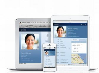 Filemaker auf mehreren Devices (Bild: Filemaker)