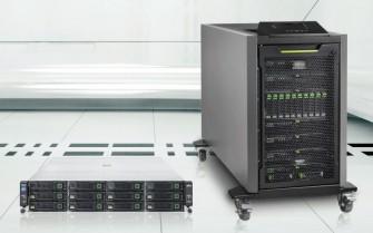 Fujitsu sieht den Vorteil seines vorkonfigurierten Cluster-in-a-Box vor allem darin, dass die Komponenten optimal auf einander abgestimmt sind (Bild: Fujitsu) (Bild: Fujitsu).