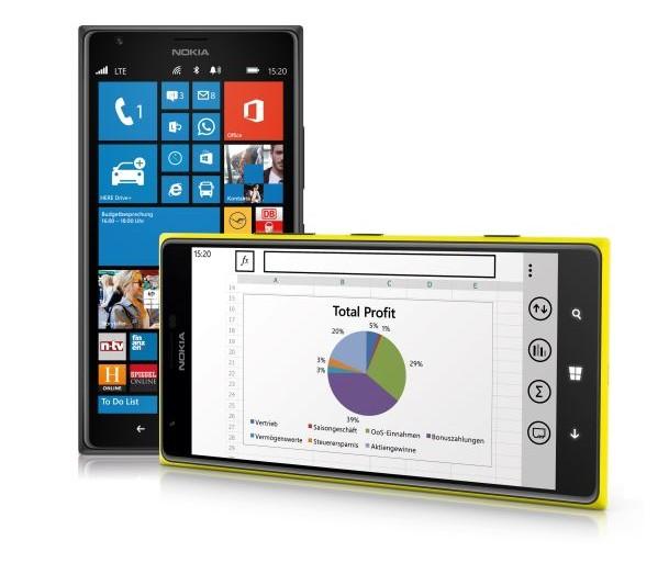 Nach der Übernahme von Nokias Mobiltelefongeschäft hat Microsoft die Möglichkeit, Hardware wie das Nokia Lumia und das Mobilbetriebssystem Windows Phone aufeinander abzustimmen. (Foto: Microsoft).
