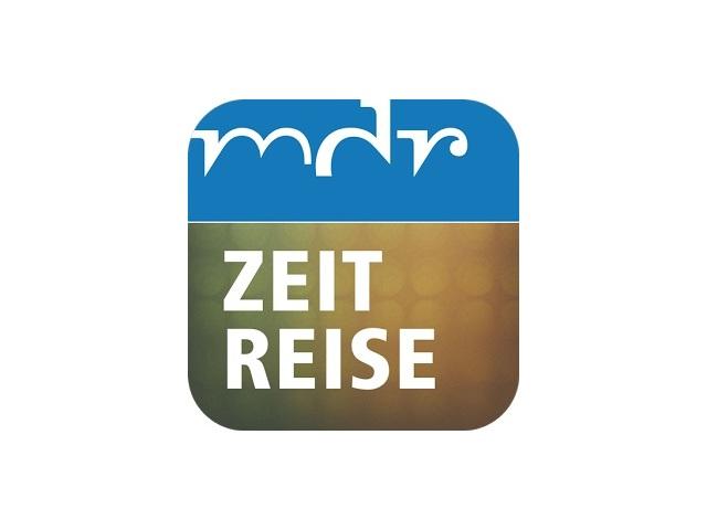 Logo MDR Zeitreise (Bild: MDR)