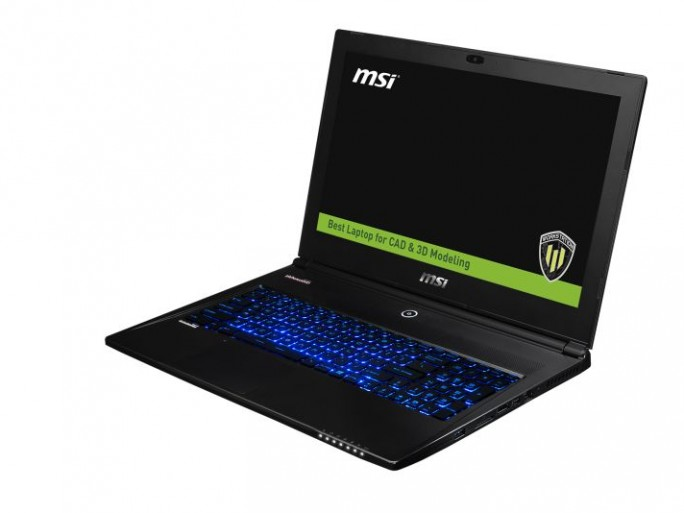 MSI-Notebook WS60 Workstation