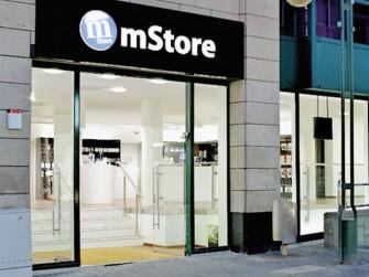 mStore Bochum (Bild: mStore).