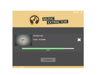 Music Extractor 2015