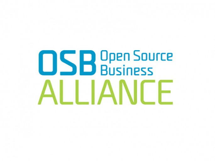 Logo der Open Source Business Alliance (OSB Alliance).