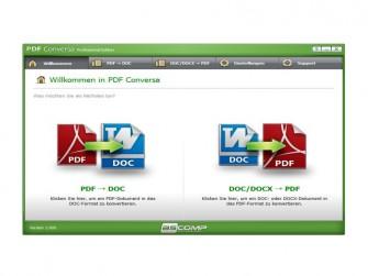 PDF Conversa Screen