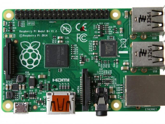 Raspberry Pi Model B+ (Bild: Raspberry)