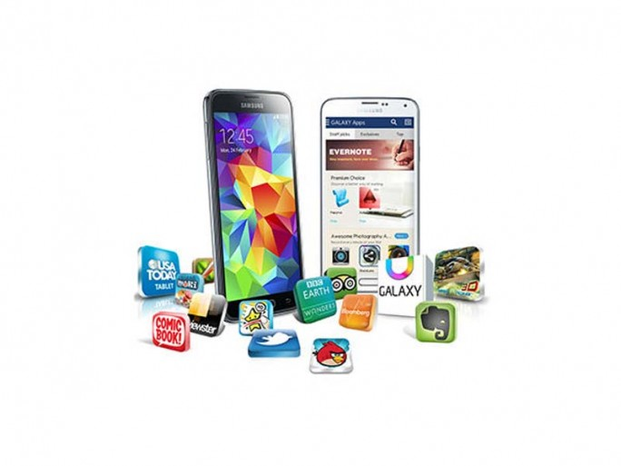 Galaxy Apps (Bild: Samsung)