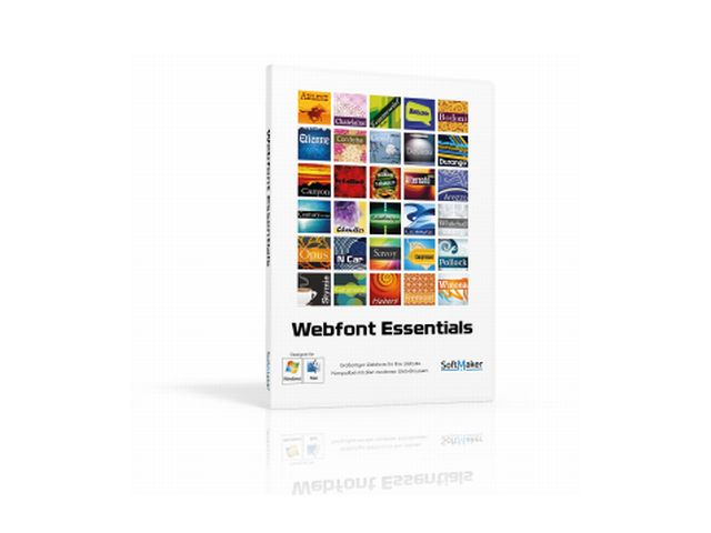 Softmaker Webfont Essentials
