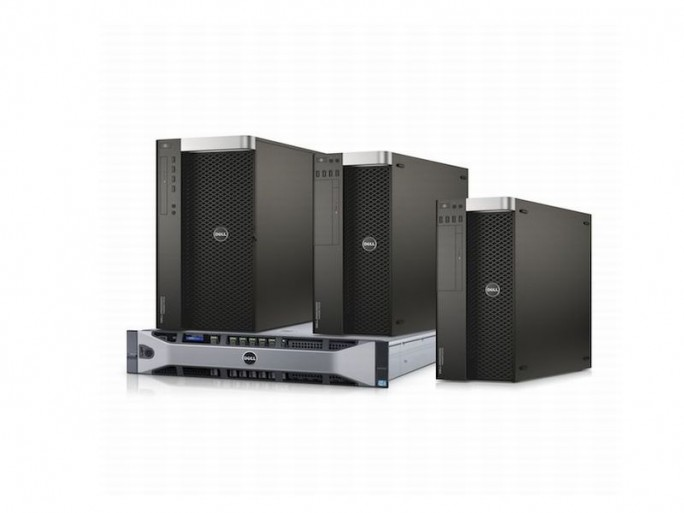 Dell Precision Family