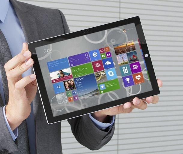 Surface Pro3 Business (Bild: Microsoft)