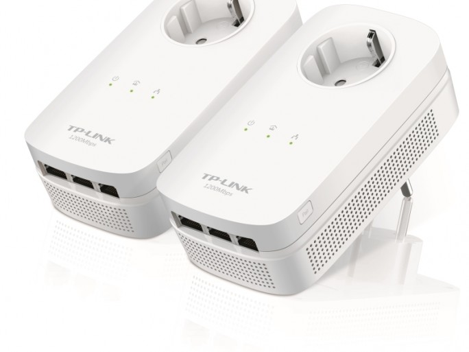 TP-Link Powerline-Adapter