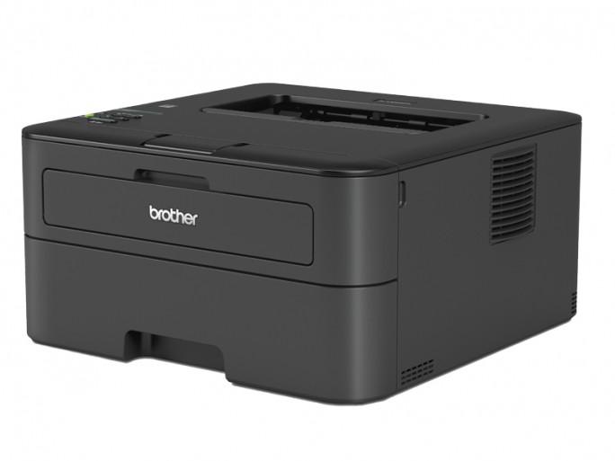 Kompakter Monochrom-Laserdrucker mit Duplexdruck und LAN/WLAN: Brother HL-L2365DW (Foto: Brother)
