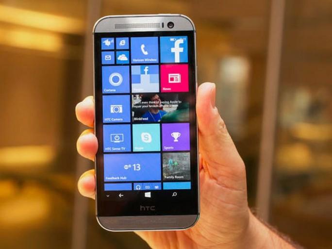 htc-one-m8-for-windows (Bild: CNET.com)