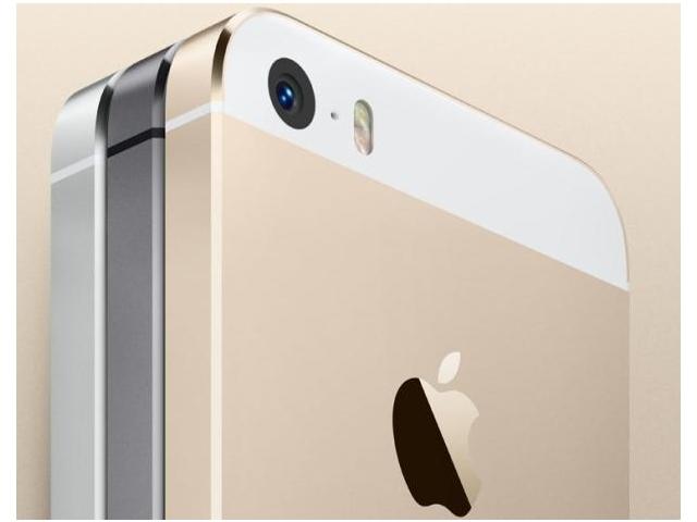 iPhone 5S (Bild: Apple)