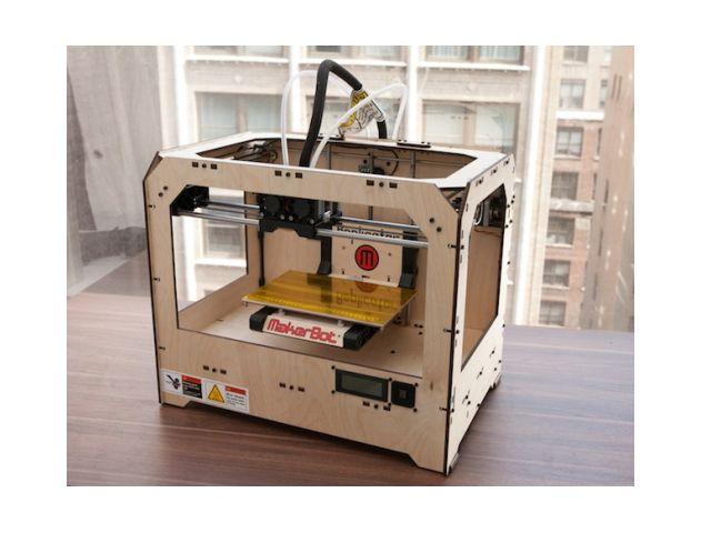 Makerbot-3D-Printer