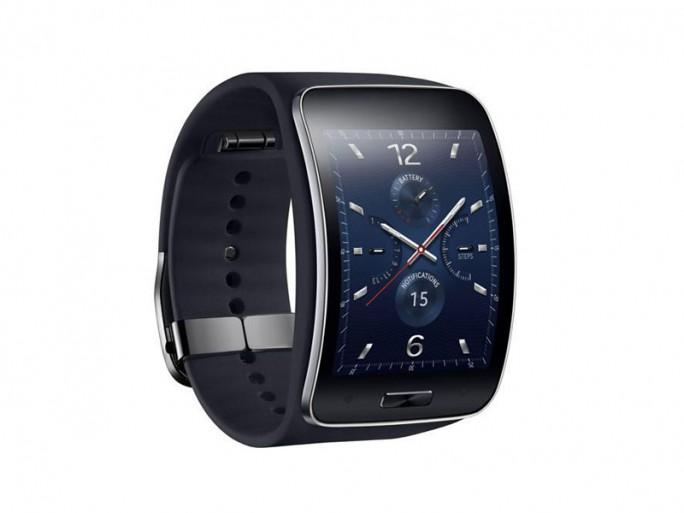 Samsung Gear S (Bild: Samsung)