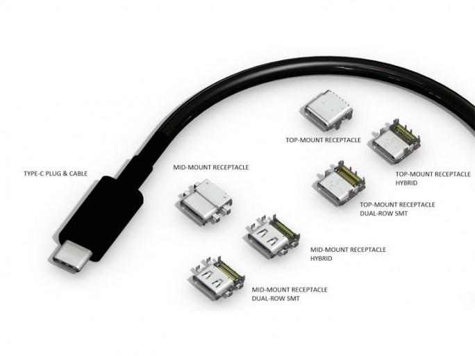 usb-typ-c-kabel-und-buchsen