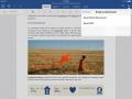 Word, Excel und PowerPoint für iPad unterstützen nun den Dateiversand im PDF-Format (Bild: Microsoft).