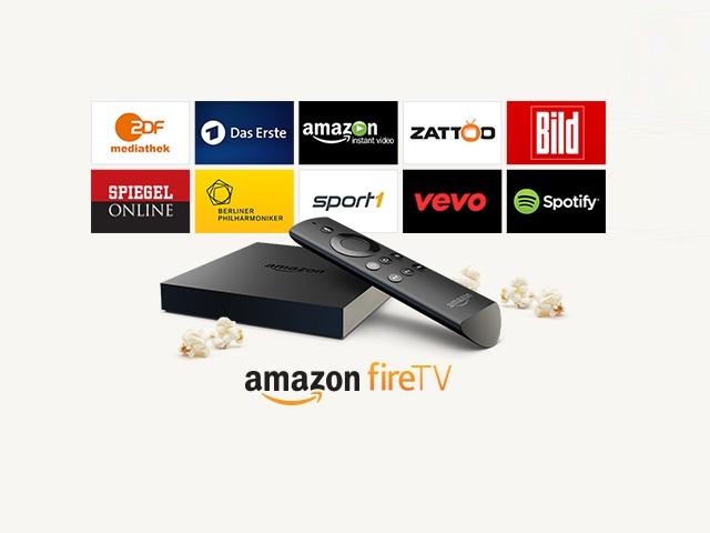 Amazon Fire TV (Bild: Amazon)