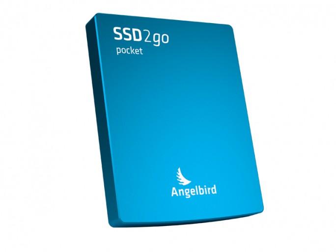 Angelbird SSD2go Pocket (Bild: Angelbird )