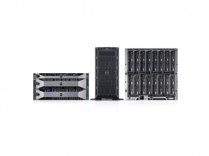 Dell präsentiert dei 13. Generation seiner Poweredge-Server (Bild: Dell)