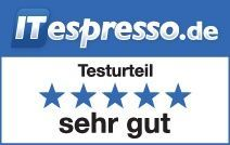 ITespresso Testurteil sehr gut