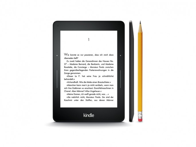 Kindle Voyage (Bild: Amazon)