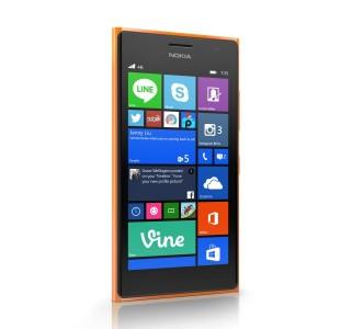 Als Betriebssystem kommt beim Lumia 735 Window Phone 8.1 samt Cyan-Update zum Einsatz (Bild: Microsoft).