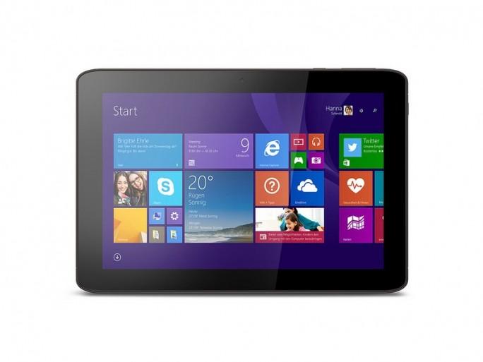 Tablet Medion Akoya E1233T (Bild: Medion)