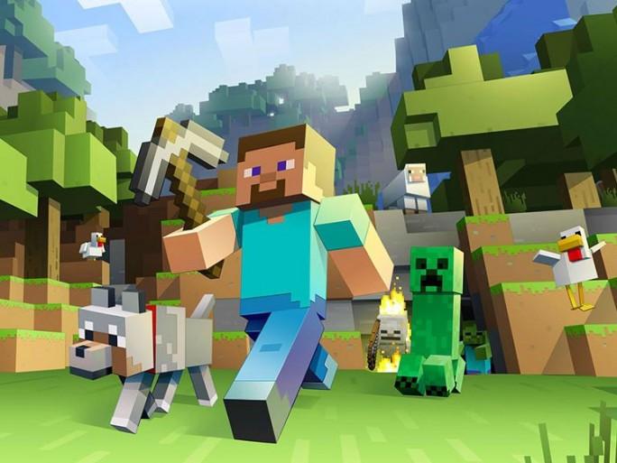 Minecraft (Bild: Mojang/Microsoft)