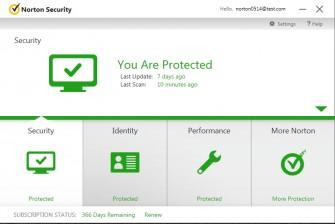 Norton Security kommt jetzt mit einemn Virenschutz-Versprechen (Bild: Symantec)