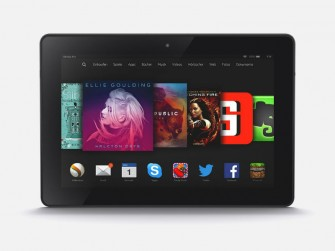 Kindle Fire HDX 8.9 (Bild: Amazon).